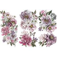 Re-Design - Decor Transfers - Dreamy Florals