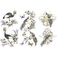 Re-Design - Decor Transfers - Rare Birds