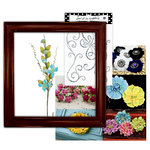 Prima - Wood Frame Kit - Antique Brown