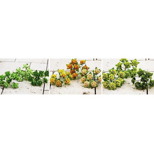 Prima - Mini Roses Kit - 3 Pack
