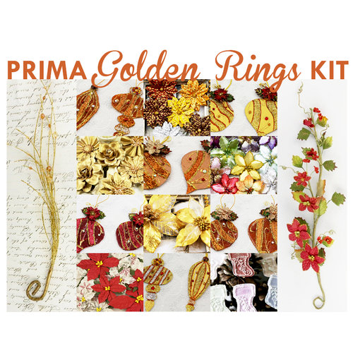 Prima - Golden Rings Kit