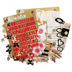 Prima - Lyric Embellishment Kit