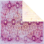 Prima - Indeed Collection - 12 x 12 Double Sided Paper - Enchanted