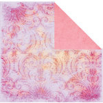 Prima - Indeed Collection - 12 x 12 Double Sided Paper - Daydream