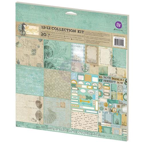 Prima - Seashore Collection - 12 x 12 Collection Kit
