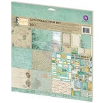 Prima - Seashore Collection - 12 x 12 Collection Kit