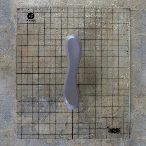 Prima - Iron Orchid Designs - Large Stamp Block