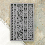 Prima - Iron Orchid Designs - Vintage Art Decor Mould - Moulding 1