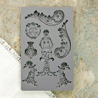 Prima - Iron Orchid Designs - Vintage Art Decor Mould - Nautica 2