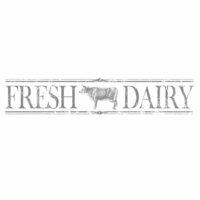 Prima - Iron Orchid Designs - Decor Transfer - Fresh Dairy