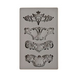 Prima - Iron Orchid Designs - Vintage Art Decor Mould - Royale