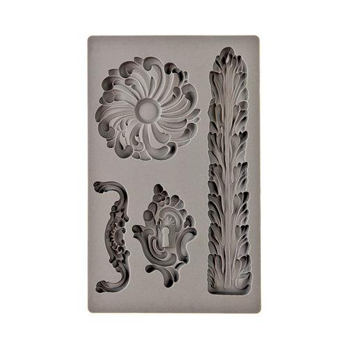 Prima - Iron Orchid Designs - Vintage Art Decor Mould - Renaissance