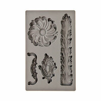 Prima - Iron Orchid Designs - Vintage Art Decor Mould - Renaissance