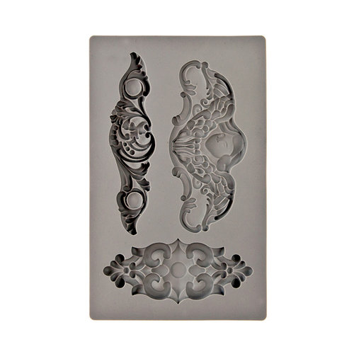 Prima - Iron Orchid Designs - Vintage Art Decor Mould - Needful