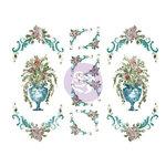 Prima - Iron Orchid Designs - Dresser Ups - Small - Indigo Urn