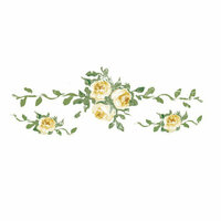 Prima - Iron Orchid Designs - Dresser Ups - Large - Yellow