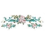 Prima - Iron Orchid Designs - Dresser Ups - Large - Rosette