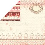 Prima - Strawberry Kisses Collection - 12 x 12 Double Sided Paper - Summer Picnic