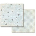 Prima - Jack and Jill Collection - 12 x 12 Double Sided Paper - Ode to Joy