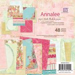 Prima - Annalee Collection - 6 x 6 Paper Pad