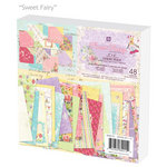 Prima - Sweet Fairy Collection - 6 x 6 Paper Pad