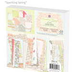 Prima - Sparkling Spring Collection - 6 x 6 Paper Pad
