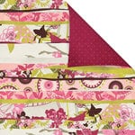 Prima - Melody Collection - 12 x 12 Double Sided Paper - Melody
