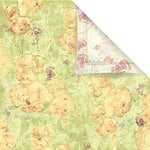 Prima - Botanical Collection - 12 x 12 Double Sided Paper - Beloved