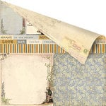 Prima - Londonerry Collection - 12 x 12 Double Sided Paper - Manor House