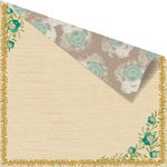 Prima - Alla Prima Collection - 12 x 12 Double Sided Paper - Fresco