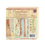 Prima - Romantique Collection - 6 x 6 Paper Pad