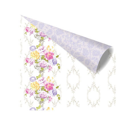 Prima - Meadow Lark Collection - 12 x 12 Double Sided Paper - Chloe