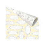 Prima - Meadow Lark Collection - 12 x 12 Double Sided Paper - Astor