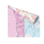 Prima - Meadow Lark Collection - 12 x 12 Double Sided Paper - Windsong