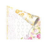 Prima - Meadow Lark Collection - 12 x 12 Double Sided Paper - Labelle