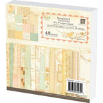 Prima - Songbird Collection - 6 x 6 Paper Pad