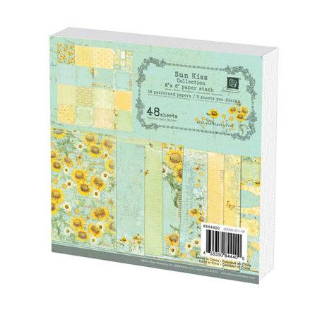 Prima - Sun Kiss Collection - 6 x 6 Paper Pad