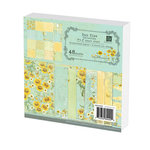 Prima - Sun Kiss Collection - 6 x 6 Paper Pad