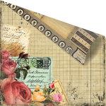 Prima - Romance Novel Collection - 12 x 12 Double Sided Paper - Dear John