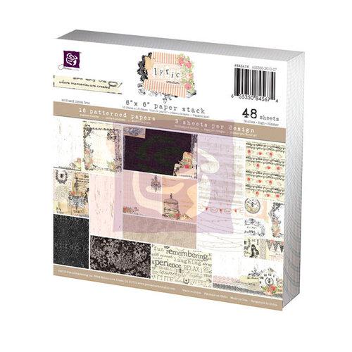 Prima - Lyric Collection - 6 x 6 Paper Pad