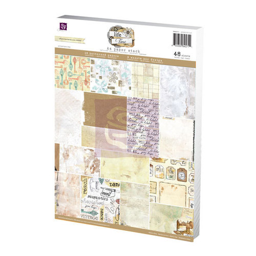 Prima - Lifetime Collection - A4 Paper Pad