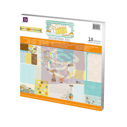 Prima - Lady Bird Collection - 12 x 12 Collection Kit