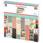 Prima - School Memories Collection - 12 x 12 Collection Kit