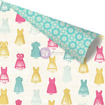 Prima - Anna Marie Collection - 12 x 12 Double Sided Paper - Party and Play