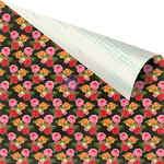 Prima - Anna Marie Collection - 12 x 12 Double Sided Paper - Nightingale