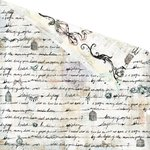 Prima - Epiphany Collection - 12 x 12 Double Sided Paper - Manifestation Of Love