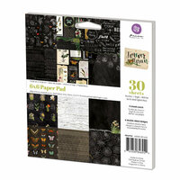 Prima - Forever Green Collection - 6 x 6 Paper Pad