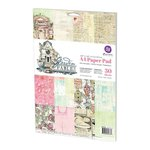 Prima - Garden Fable Collection - A4 Paper Pad