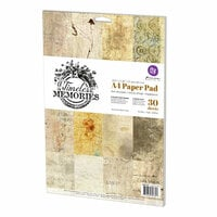 Prima - Timeless Memories Collection - A4 Paper Pad
