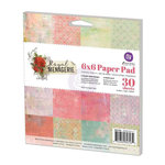 Prima - Royal Menagerie Collection - 6 x 6 Paper Pad